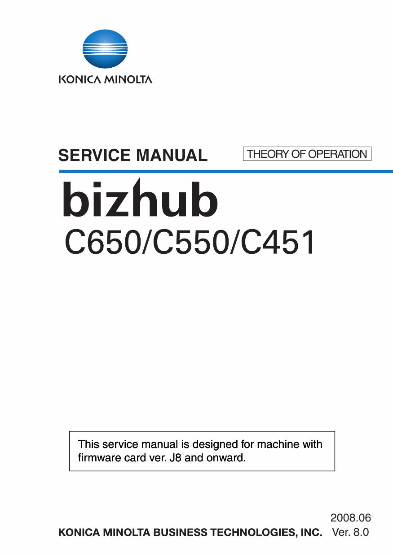 konica minolta bizhub c451 c550 c650 theory operation konica minolta c451 service manual konica minolta c451 service manual pdf